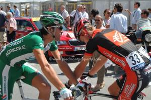The tour de France 2008