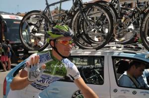 The Tour de France 2008 Cuneo