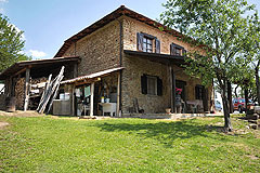 Italian Country House for sale in Piedmont Italy - Restored Stone House in the most property idyllic location.