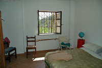 Italian Country House for sale in Piedmont Italy - Bedroom 1 of the main property