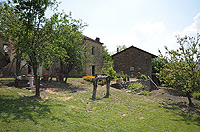 Italian Country House for sale in Piedmont Italy - Building for restoration
