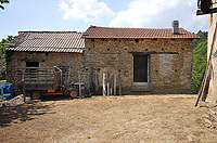 Italian Country House for sale in Piedmont Italy - Building 3 used as storage