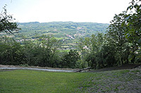 Italian Country House for sale in Piedmont Italy - Views from the property