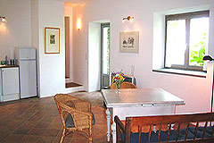 Italian holiday vacation apartment rental business for sale in Piedmont Italy - Interior