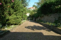 Country Villa for sale in Piemonte. - Entrance to the property