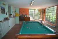 Country Villa for sale in Piemonte. - Games room on the ground floor