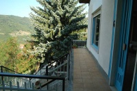 Country Villa for sale in Piemonte. - Entrance to the first floor