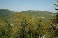 Country Villa for sale in Piemonte. - Views from the property