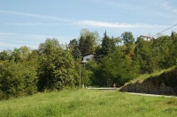 Villa in vendita in Piemonte - View of the property from a distance