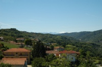 Country Villa for sale in Piemonte. - Mountain views from the property