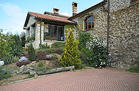 Renommiertes Landhaus zum Verkauf im Piemont Italien. - Front view of the property