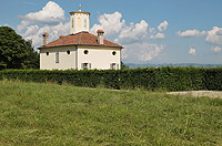 Luxury Property for sale in Piedmont Italy. - Distant view of the property
