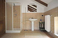 Luxury Property for sale in Piedmont Italy. - Bathroom