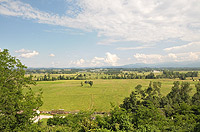 Luxury Property for sale in Piedmont Italy. - Views from the property