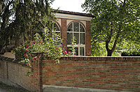 Bella cascina in vendita in Piemonte - View of the studio