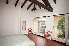 Luxury Country House for sale in Piemonte - Master bedroom
