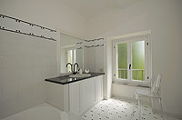 Luxury Country House for sale in Piemonte - Second bathroom