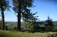 Cascinale indipendente in vendita in Piemonte - Mountain views from the property