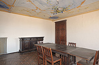 Italian farmhouse renovation project for sale in the Asti area - Traditional Piemontese features