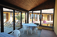 Italian Bed and Breakfast for sale, Alba, Piemonte Italy - Area for guests