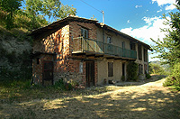 Farmhouse for renovation in Piemonte - View of the property