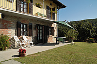 Holiday Rental - Restored Farmhouse 3km from Alba for self catering holidays - Casa Luisa