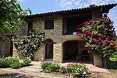 Luxusimmobilie zum Verkauf in der Langhe, Piemont - Independent guest area