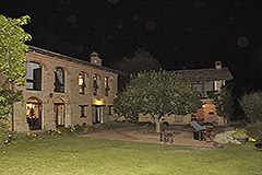 Luxury Country home for sale in Piemonte - Evening view of the property