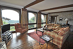 Luxury Country home for sale in Piemonte - Spacious living area