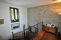 Luxury Country home for sale in Piemonte - Exposed stone wall