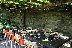 Luxusimmobilie zum Verkauf in der Langhe, Piemont - Outside living area