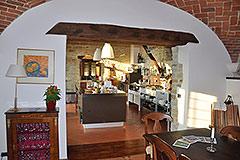 Luxusimmobilie zum Verkauf in der Langhe, Piemont - Living area