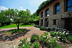 Luxury Property for sale in the Langhe Piemonte - Front view