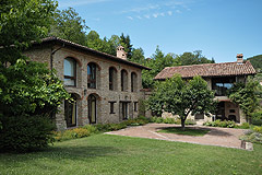 Luxusimmobilie zum Verkauf in der Langhe, Piemont - Luxury country homes for sale in Piemonte