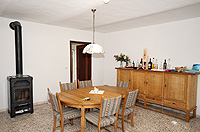 Country property with vineyards for sale in Italy - Ground floor - Living area