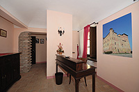 Historic Property for sale in Piemonte Italy. - Entrance