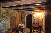 Historic Property for sale in Piemonte Italy. - Dining area