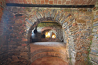 Historic Property for sale in Piemonte Italy. - Wine cantina