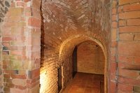 Historic Property for sale in Piemonte Italy. - The property features old brick and stone