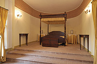 Historic Property for sale in Piemonte Italy. - Master bedroom