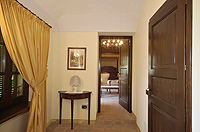 Historic Property for sale in Piemonte Italy. - Entrance to master bedroom suite