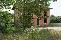 Casa in vendita in Piemonte - Back of the property