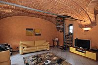 Luxuriöses Haus zum Verkauf im Piemont, Italien - Main accommodation - Living area