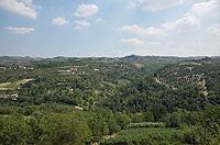 Luxuriöses Haus zum Verkauf im Piemont, Italien - Views from the property