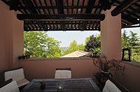 Luxury Home for sale in Italy - Views from a terrace