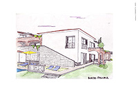 Exclusive Liegenschafts - Investition in der Region Piemont Italien - Architect impression