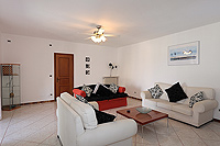 Vacation Rental in Piemonte Italy - Living area