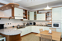 Vacation Rental in Piemonte Italy - Kitchen