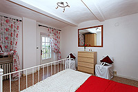 Vacation Rental in Piemonte Italy - Bedroom