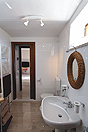 Vacation Rental in Piemonte Italy - Bathroom